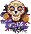 Dia De La Muertos Sugar Skull