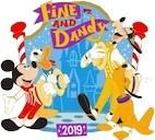 Mickey, Donald, Goofy and Pluto