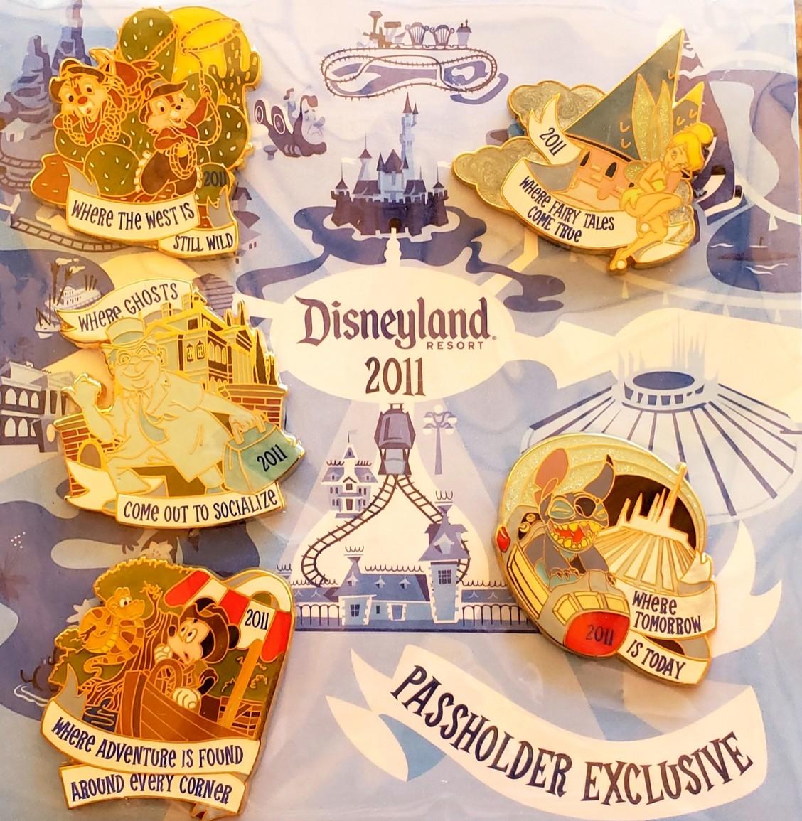 Disneyland Resort 55th Anniversary
