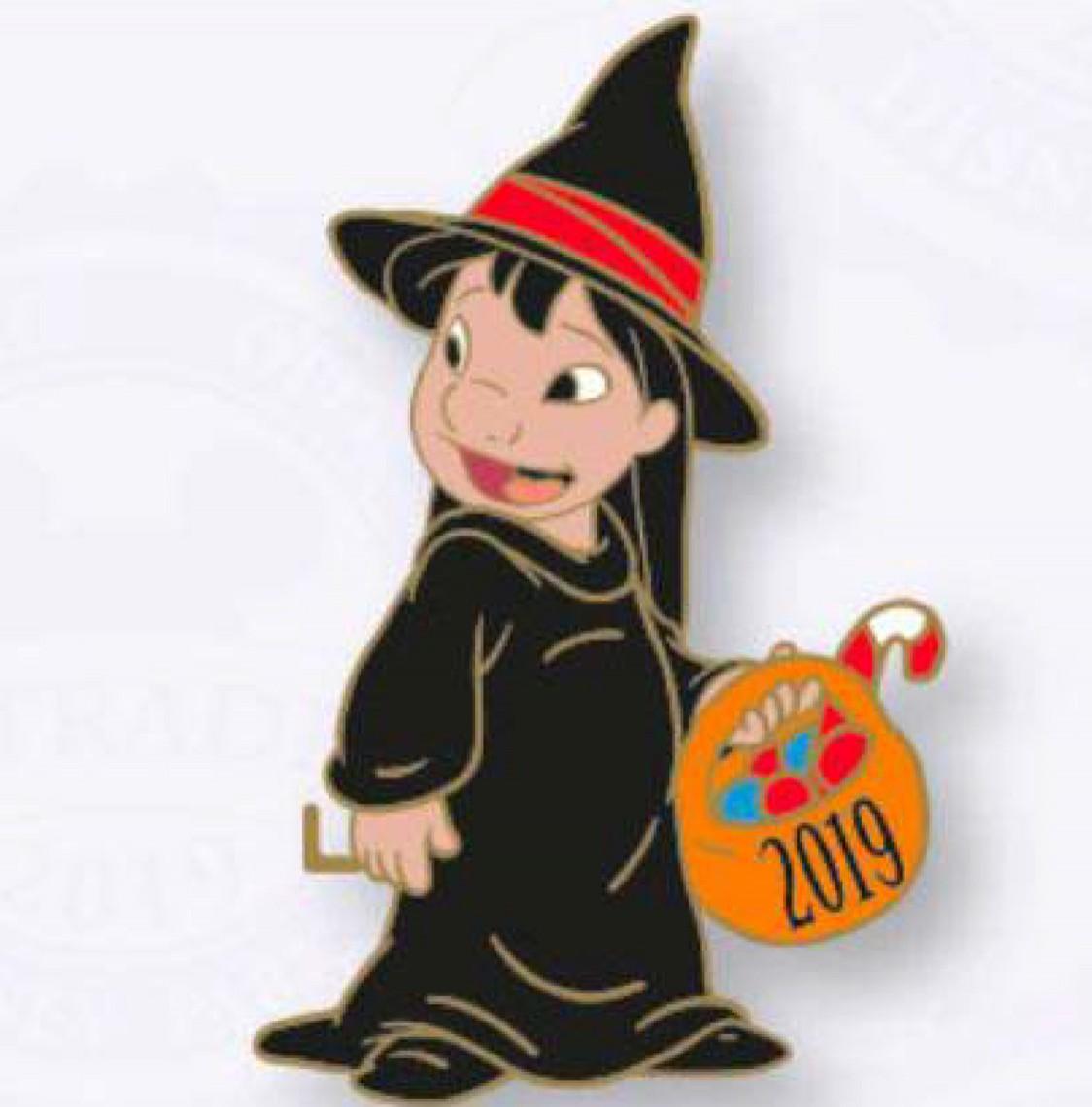 Lilo as Witch
