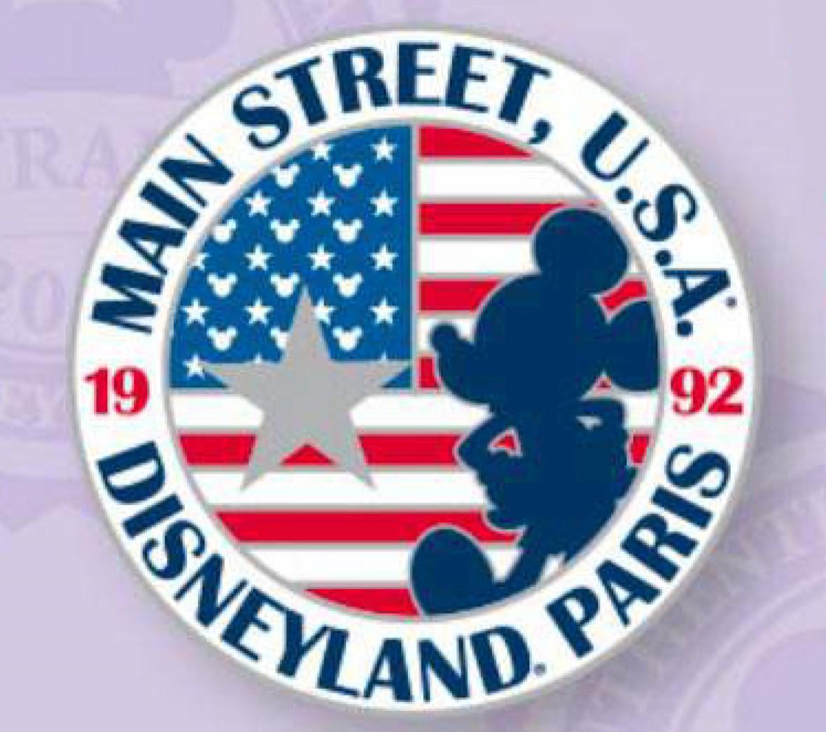 Mickey Mouse Main Street U.S.A.