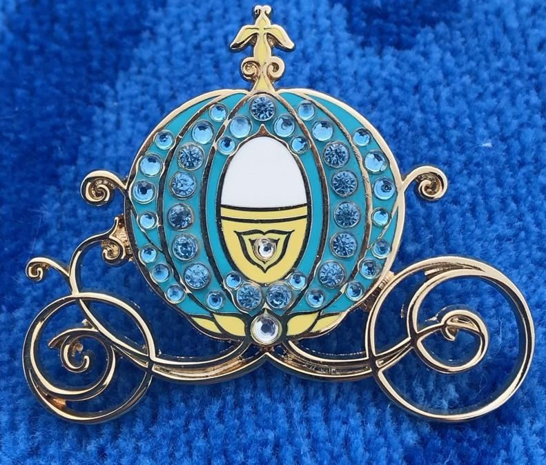 Cinderella's Coach Jeweled
