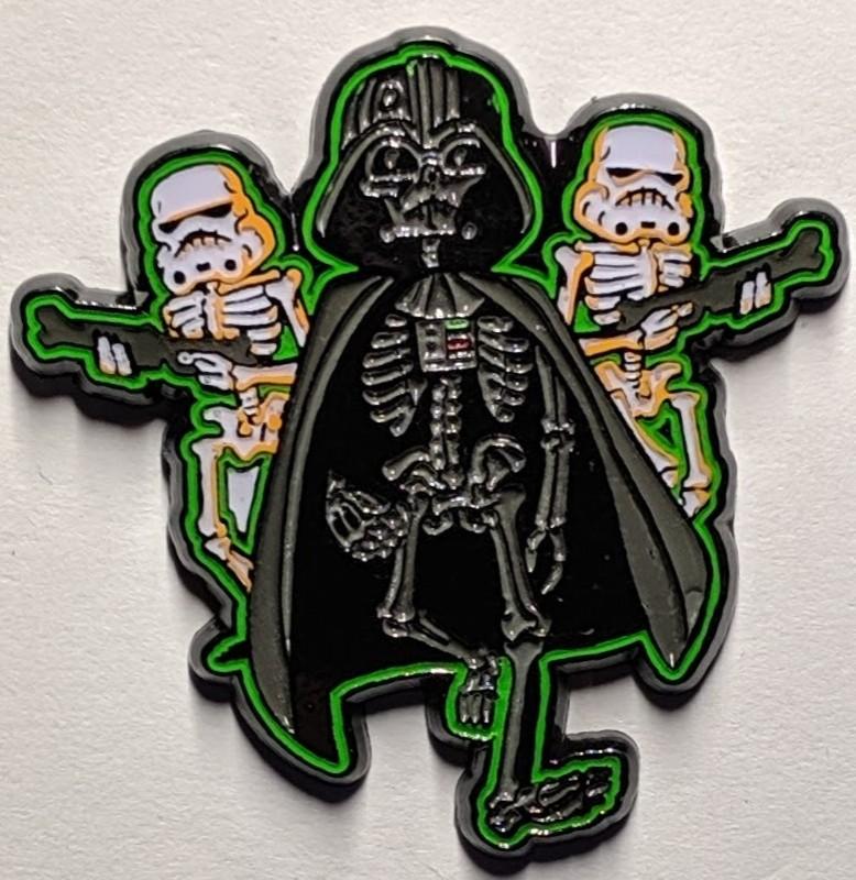 Darth Vader and Stormtroopers Skeletons