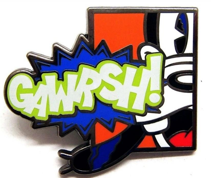 Goofy GAWRSH!