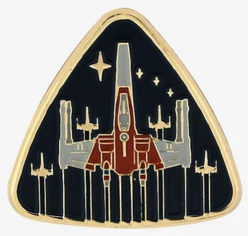 Poe Dameron's X-Wing Badge