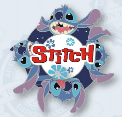 Stitch Faces Spinner