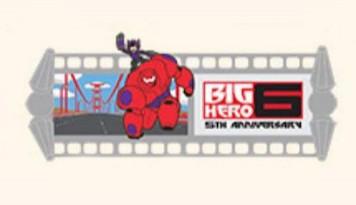 Big Hero 6 5th Anniversary