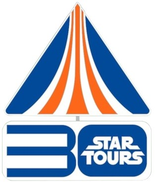 Star Tours 30th Anniversary Logo