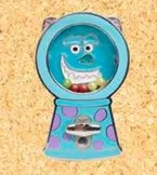 Sulley Candy Machine