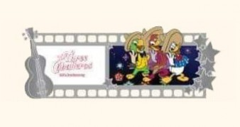 The Three Caballeros 75th Anniversary