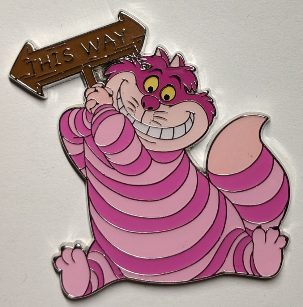 Cheshire Cat This Way