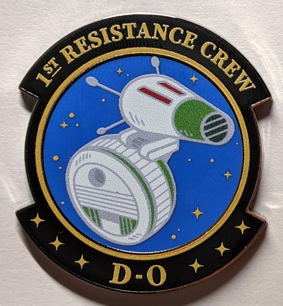 D-O 1st Resistance Crew
