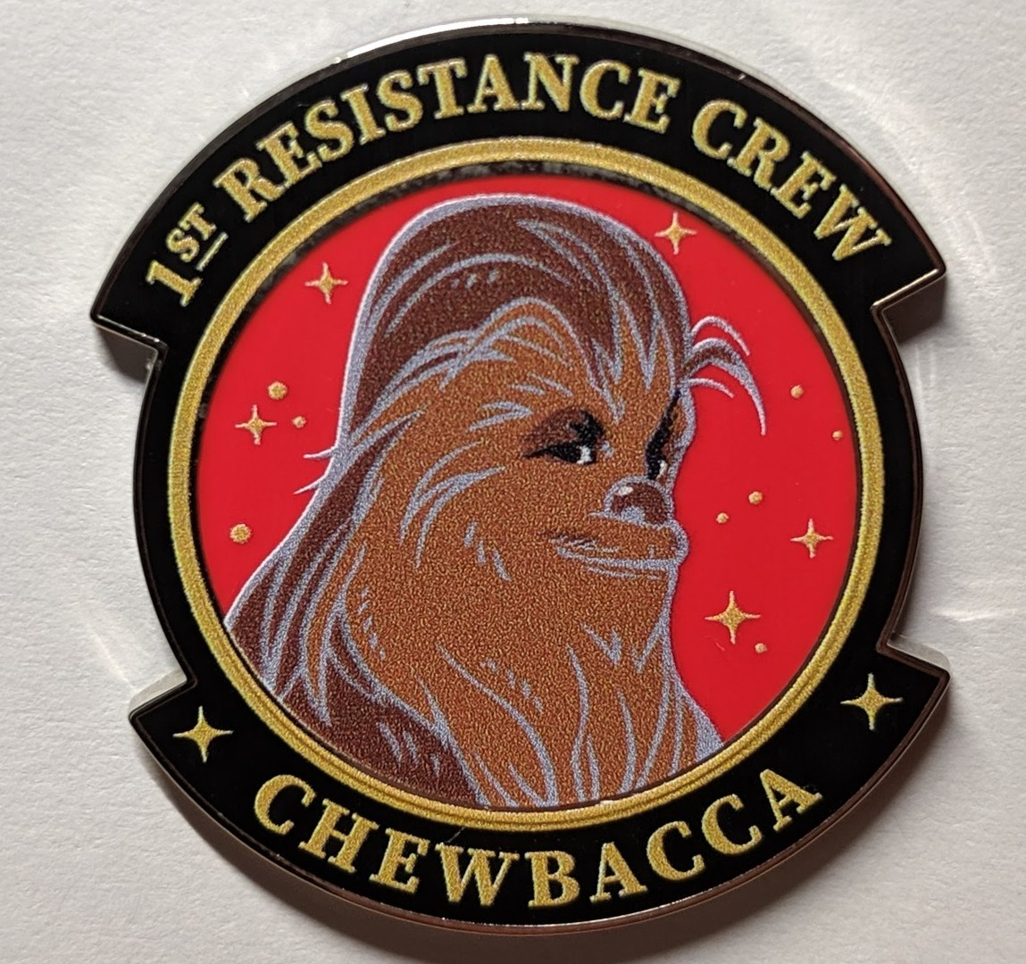 Chewbacca 1st Resistance Crew