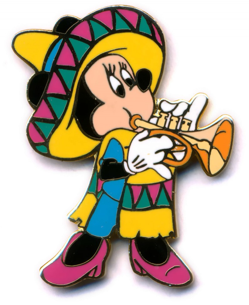 Mariachi Minnie