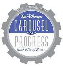 Carousel of Progress 45th Anniversary