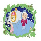 Fairy Godmother and Carriage