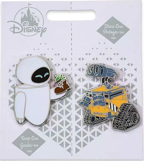 WALL•E and E.V.E.