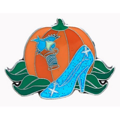 Pumpkin and Glass Slipper