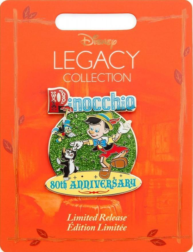 Pinocchio 80th Anniversary