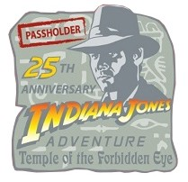 Temple of the Forbidden Eye Passholder