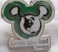 Disneyland Resort Love the Land