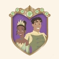 Tiana & Prince Naveen