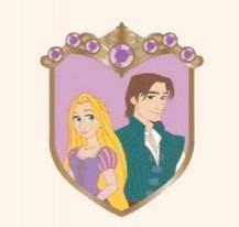 Rapunzel & Flynn Ryder
