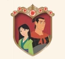 Mulan & Li Shang