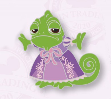 Pascal (Purple Dress)