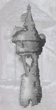 Merlin's Tower