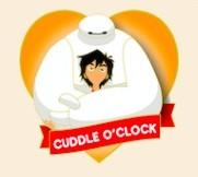 Cuddle O'Clock - Baymax & Hiro