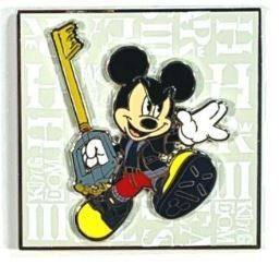 King Mickey With Keyblade