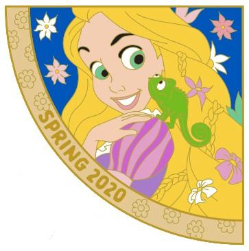 Spring Rapunzel