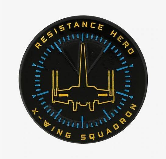 Resistance Hero X-Wing Squadron