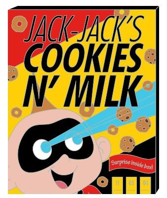 Jack Jack's Cookies N' Milk