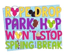 Spring Break Rope Drop