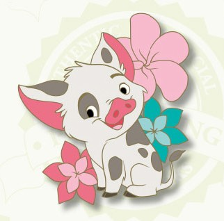 Pua with Flower