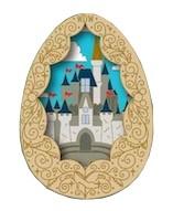 Cinderella's Castle Egg