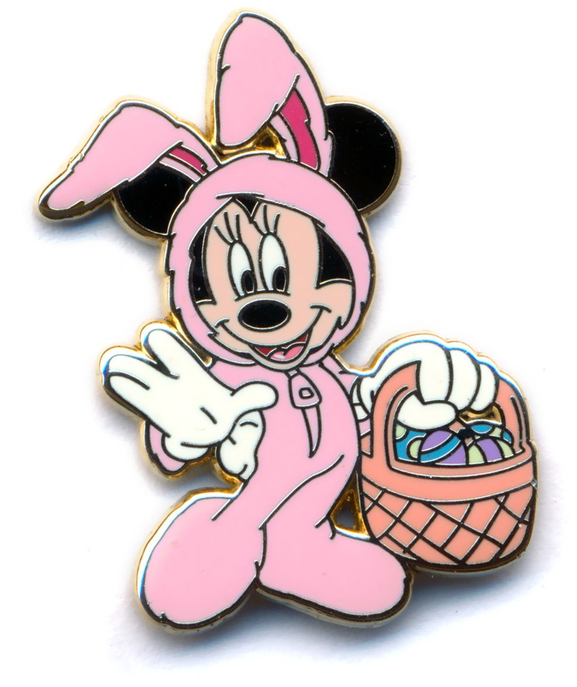 Easter Bunny Minnie