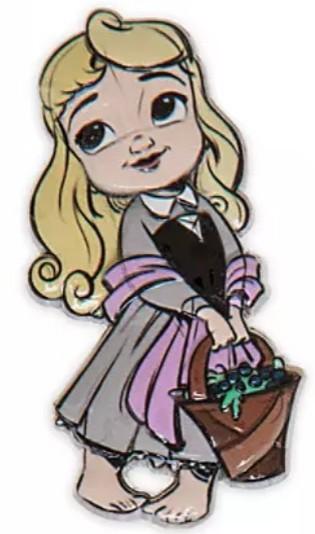 Aurora as Briar Rose