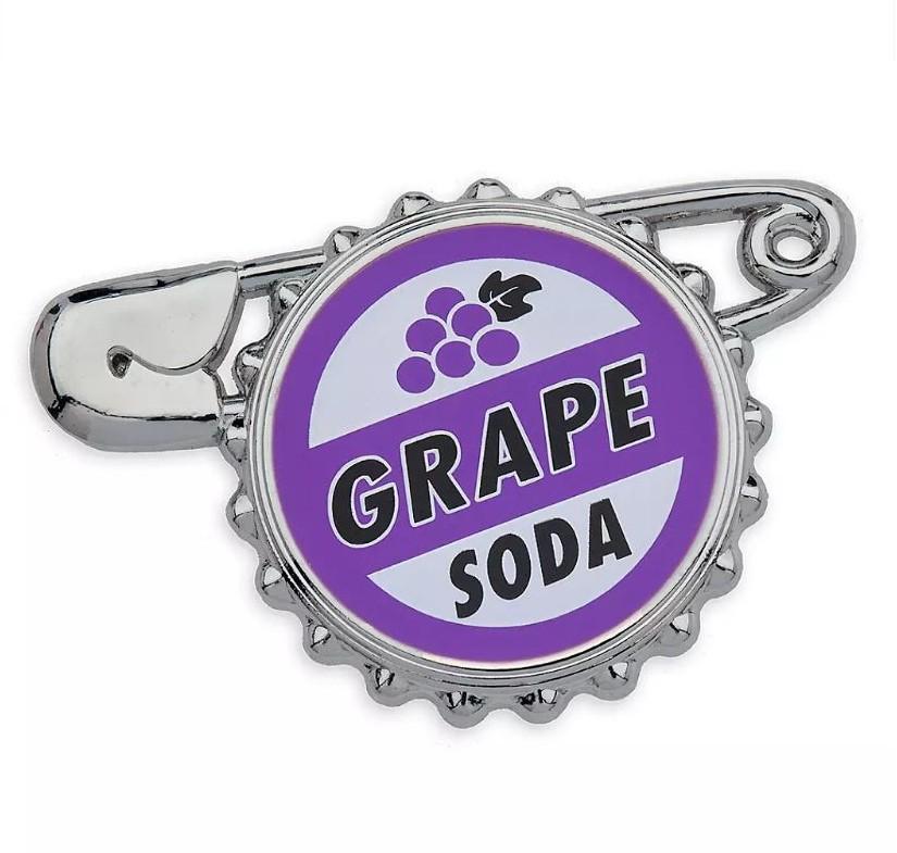 Grape Soda Bottlecap