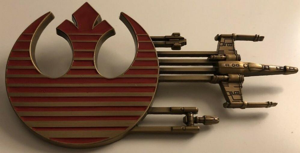 Rebel Jumbo Pin