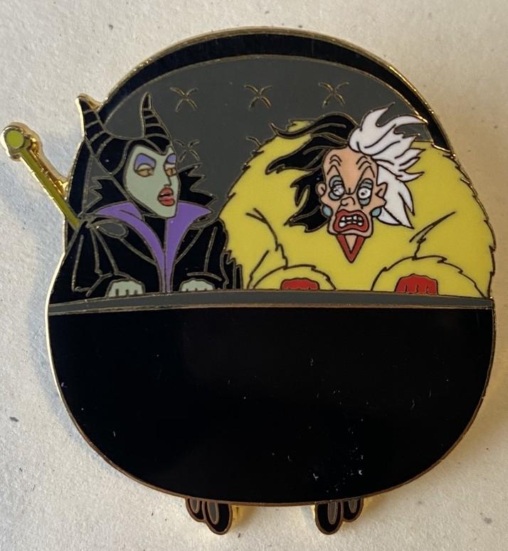 Maleficent & Cruella DeVil
