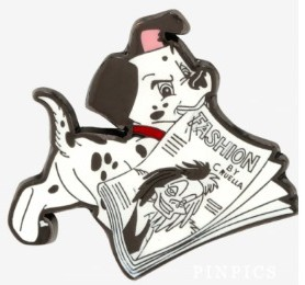 101 Dalmatians Pup with Magazine
