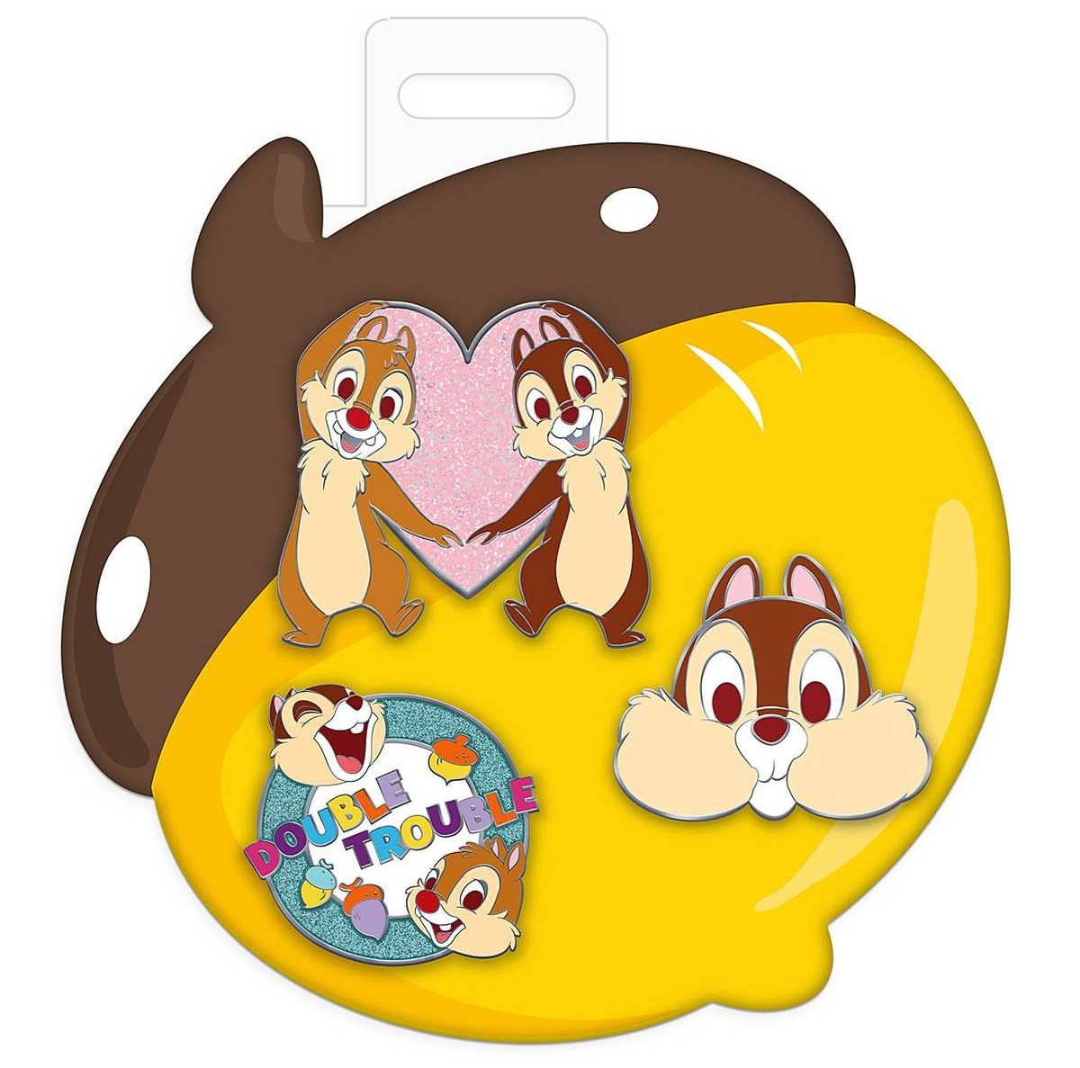 Chip and Dale Acorn Set