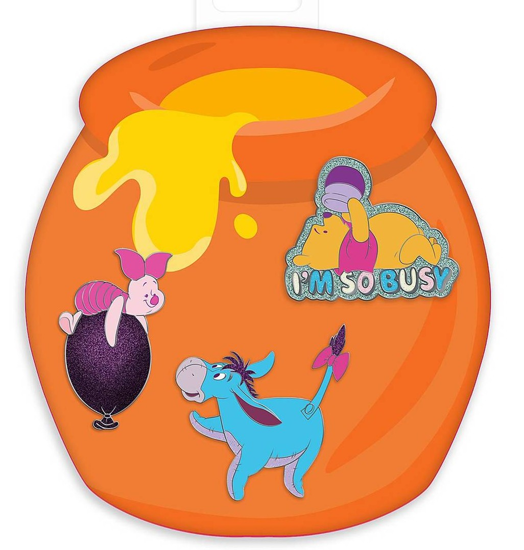 Winnie the Pooh Hunny Pot Set