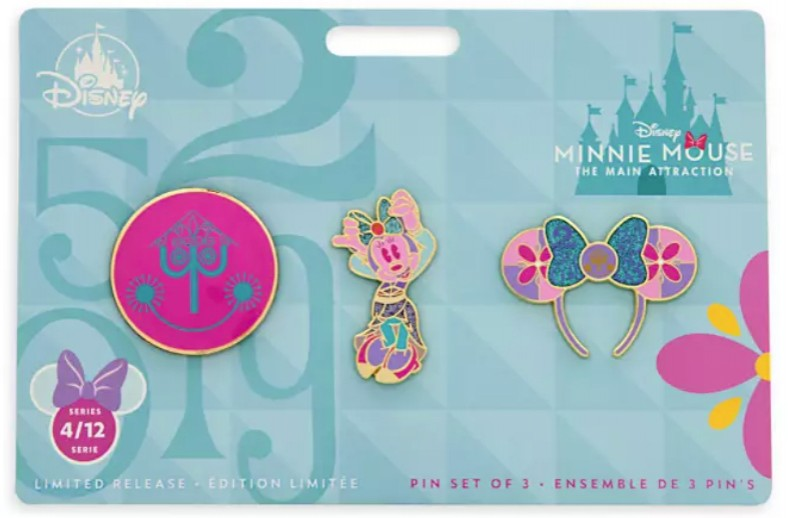 DS - Minnie Mouse: The Main Attraction Set – It's A Small World