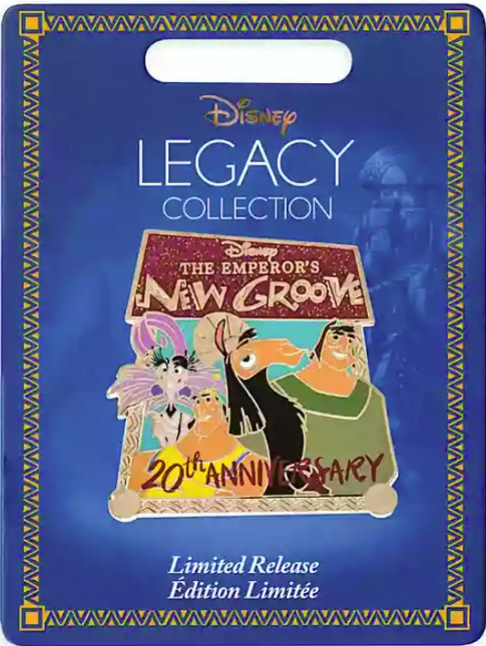 The Emperor's New Groove 20th Anniversary