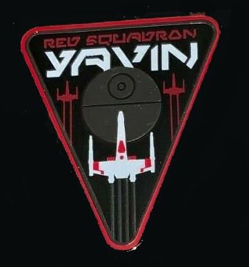 DLR/WDW - Star Wars™ Galaxy's Edge - Resistance Booster Set- Red Squadron Yavin ONLY