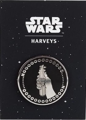 Harveys California - Star Wars Day 2020 - Luke Skywalker's Hand
